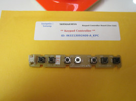 Insignia | Tatung 569MA0305A Keypad Controller Board [See List] - $14.00