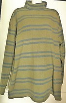Vintage Banana Republic Extra Large XL Top Shirt Striped Stripes Cotton ... - $14.01