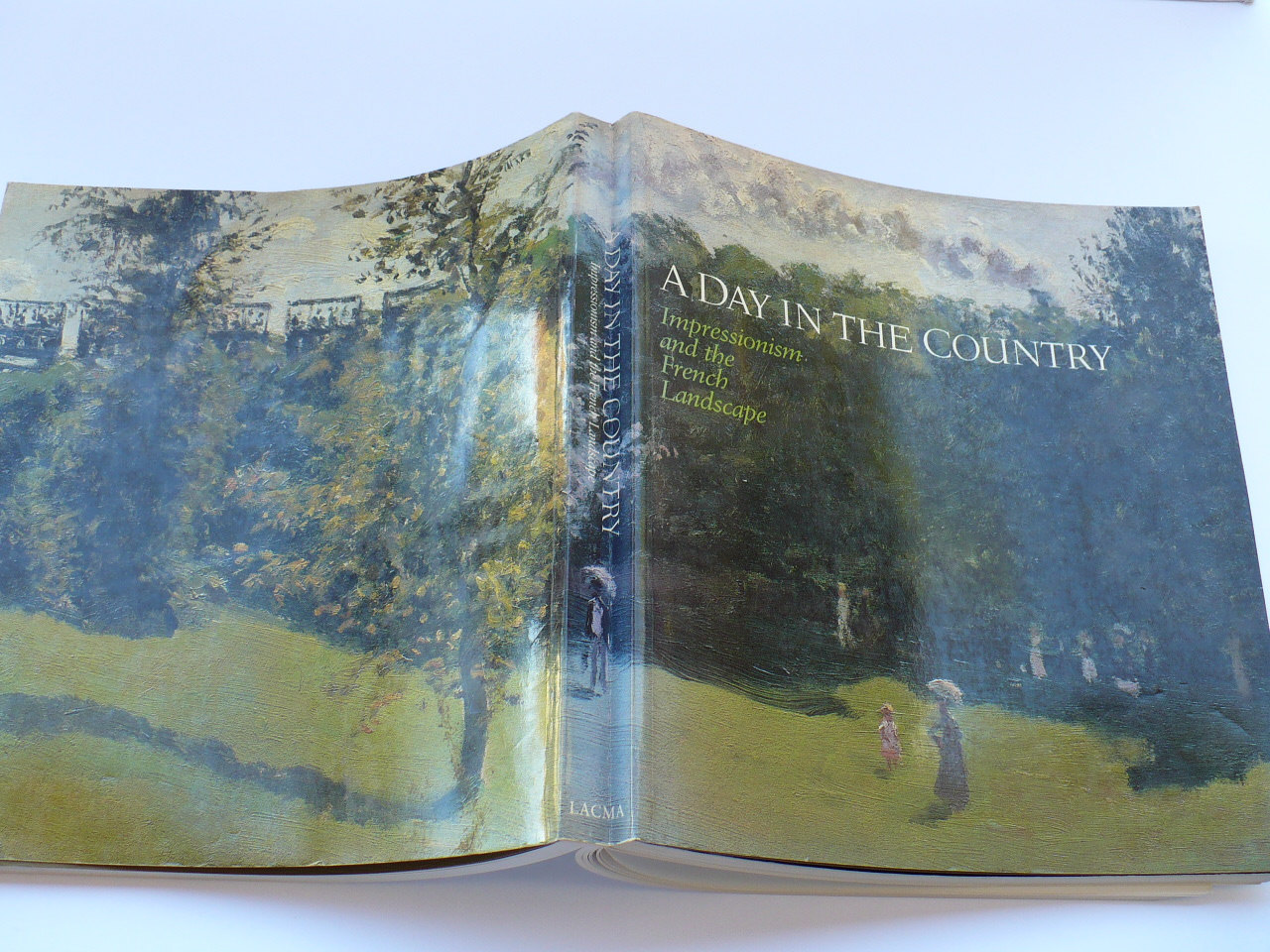 Art Book, A Day in the Country, Impressionism, French Landscape, Books, Art & Ph