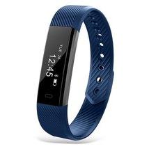 New Model! ID115 Bluetooth Smart Wristband Sports Sleep Monitor USB Rechargeable - $31.90