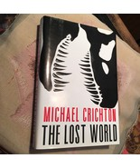 The Lost World by Michael Crichton 1995, Hardcover 1st. New. (Jurassic P... - $73.50