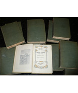 Theophile Gautier, The Works of, Mademoiselle Maupin, Sproul, Set of 12,... - $110.00