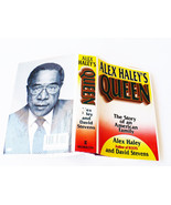 Alex Haley's Queen, Biography,  Pulitzer Prize, 1st. Edition, Books, - £10.96 GBP