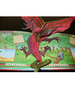 Dragon World, A Pop-Up Guide to These Scaled Beasts,1st Edition,Books, C... - $109.00