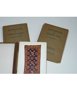 Masterpieces of Oriental Rugs,3 Books, Batsford, Ed 1922, Book Sets Coll... - $95.00