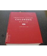 Twentieth - Century Children's Writers, Third Ed.1989, Non Fiction, crit... - $24.00