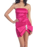 Sexy Strapless Maria Bonita Short Party Prom Dr... - $82.99