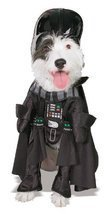 Rubies Costume Star Wars Darth Vader Pet Costume, Large - $17.63