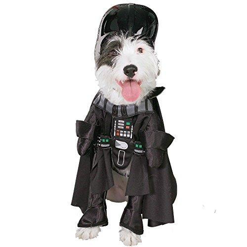 Rubies Costume Star Wars Darth Vader Pet Costume, Large