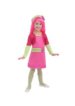 Rubies Cute Raspberry Tart Girl's Costume w/Wig, Tights, Headpiece 884759 - $25.99