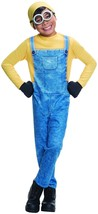 Adorable Minion Bob Licensed Costume Rubies 610784, Boys, Blue Yellow - $603,70 MXN