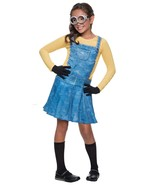 Cute Female Minion Licensed Costume Rubies 6107... - $29.99