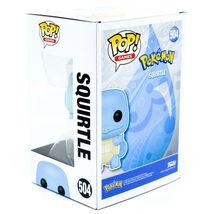 Funko Pop! Games Pokemon Squirtle #504 Vinyl Action Figure image 3
