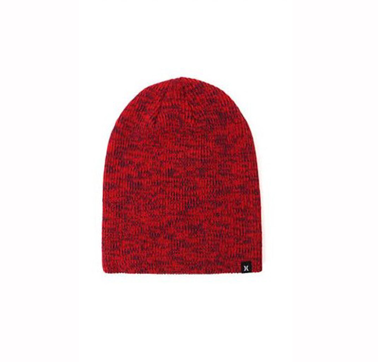5caa85cfad4 Hurley Unusual Slouch Logo Red Marled Beanie and 45 similar items