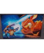 Pokemon Blastoise vs Charizard Glossy Print 11 ... - $24.99