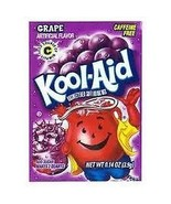 Kool-Aid Drink Mix Grape 10 count   - $3.32