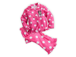 Disney Store Minnie Mouse Pajama Set Sz 4T - $24.99