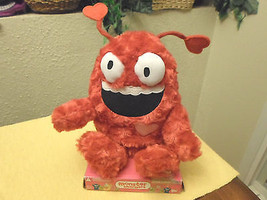 Gemmy Animated Musical Monster Charmer Plush Stuffed Animal  - $19.99