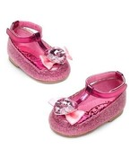 Disney Baby Sleeping Beauty Pink Dress Shoes for Baby Sz 18-24 Mos - $13.97