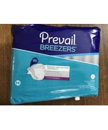 First Quality Prevail Breezers Diapers Briefs Large Heavy (Pack of 18) - $19.00