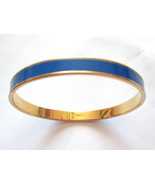 Vintage Monet Slip on Gold Tone Metal Bangle Br... - $9.89