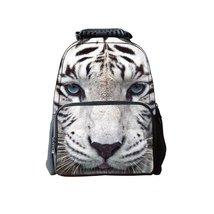 Samaz Multi-functional 3D Gloomy Tiger Backpack School Bags for Boys Girls  - $38.99