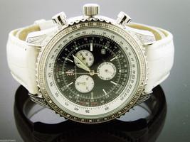 "Richard & Co. Men's Diamond Watch 0.75 ct Rc-3014 White band ""big cleara... - $5.592,83 MXN"
