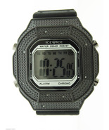 Men's Icetime G-Diamond I 10 Diamonds Sports watch - $39.59