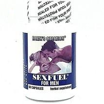 Sex Fuel with Tribulus, Yohimbe, Fenugreek and Siberian Ginseng (1) - $18.71