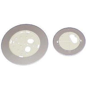 Adaptor Plate, Kit Round Stat To Outlet Box 6in Cover R