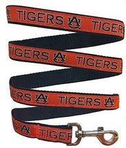 Pets First Collegiate Pet Accessories, Dog Leash, Auburn Tigers, Small - $10.88