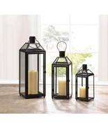 3 Midtown Candle Lanterns - $56.00