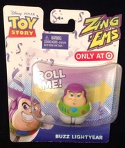 DISNEY TOY STORY BUZZ LIGHTYEAR ZING 'EMS - New In Package! PARTY FAVORS! - $5.94