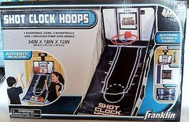 Franklin Shot Clock Hoops - Electronic Sounds NEW! March Madness! - $19.94