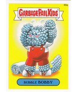"""2014 GARBAGE PAIL KIDS 2ND SERIES """"BUBBLE BOBBY"""" CARD #89a ONLY 99 CENTS! - $0.99"""