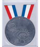 2014 Garbage Pail Kids Series1 Olym-Picks Medals Silver #2 *FREESTYLE FA... - $1.25