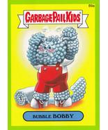 2014 Garbage Pail Kids Series 2 GREEN BORDER *BUBBLE BOBBY* #89a ONLY 99... - $0.99