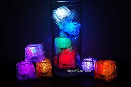 Set of 9 Litecubes Brand SAMPLER PACK Light up LED Ice Cubes - $23.16 CAD