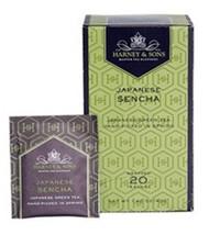 Harney & Sons Fine Teas Japanese Sencha - 20 Tea bags - $5.25