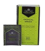 Harney & Sons Fine Teas Tropical Green - 20 Tea bags - $5.25