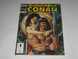 The Savage Sword of Conan #170 Feb 1990, Marvel... - $1.00