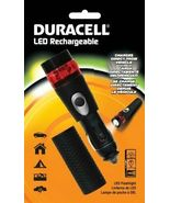Duracell 60-088 12-Volt Rechargeable LED Flashlight and Emergency Flasher - $3.99