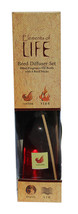 Reed Diffuser 100 ml Diffuser Oil Fragrance 4 Reed sticks Iris and Free ... - €13,14 EUR