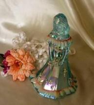 3523 QVC Fenton Aquamarine Floral Bridesmaid Doll - $120.00