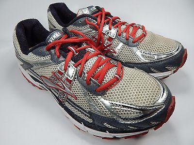 Brooks Ravenna 2 Men's Running Shoes Sz US 12.5 M (D) EU 46.5 White 1100891D682