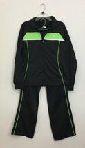 Womens Fila Black Track Sweat Suit Pants and Jacket sz Large New NWT - $79.19