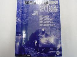 2004 BOMBARDIER OUTLANDER Service Shop Repair Manual NEW OEM BOOK FACTORY - $169.27