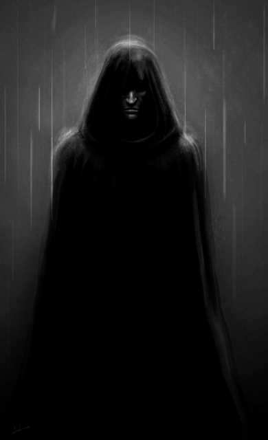 Haunted : Black Watcher Guardians – Dark Protector of the Night