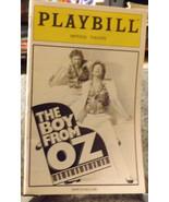 "Hugh Jackman ""The Boy From Oz"" Playbill Stephanie J. Block  March 2004 - $18.00"