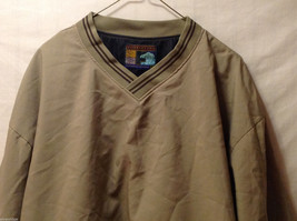 Forrester's Men's Size XL Sweatshirt Pullover Long-Sleeve Shirt Olive Green image 2